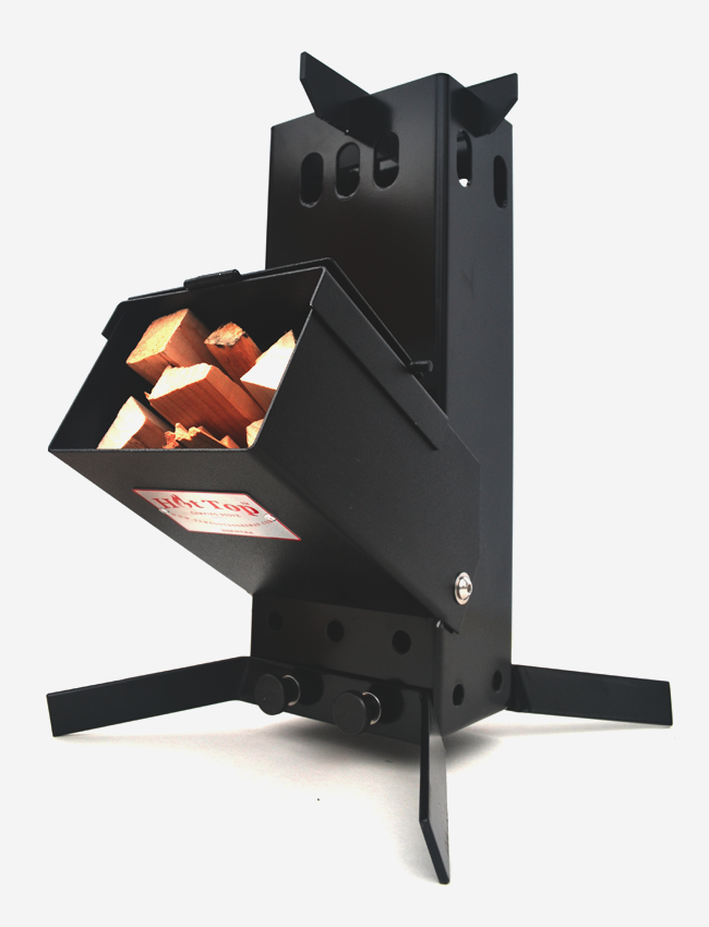 HotTop Rocket Stove Image